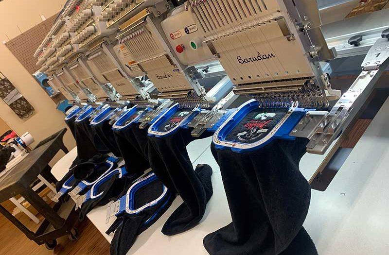 bayou custom apparel embroidery