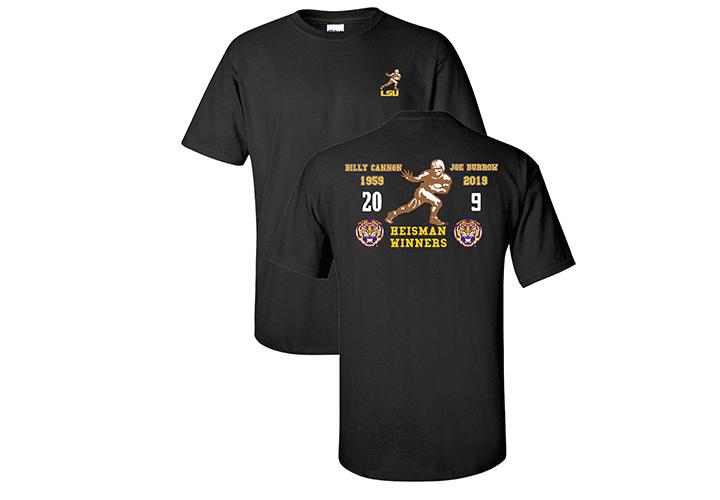 LSU Heisman Winners Shirt