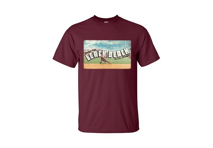 MSU Leach Beach Shirt